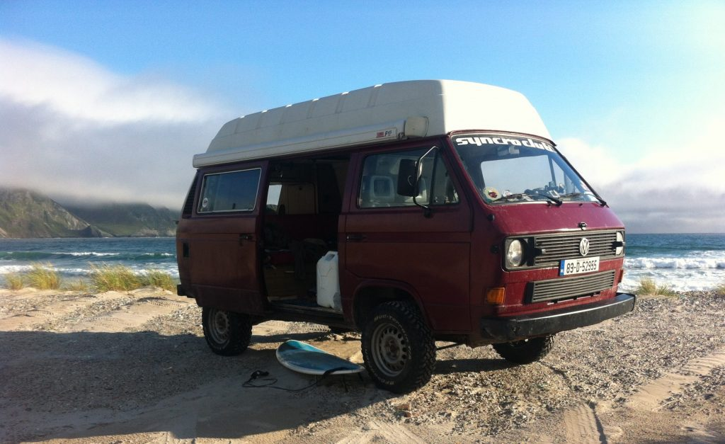 Living the VW camper lifestyle DIY repairs and customer services