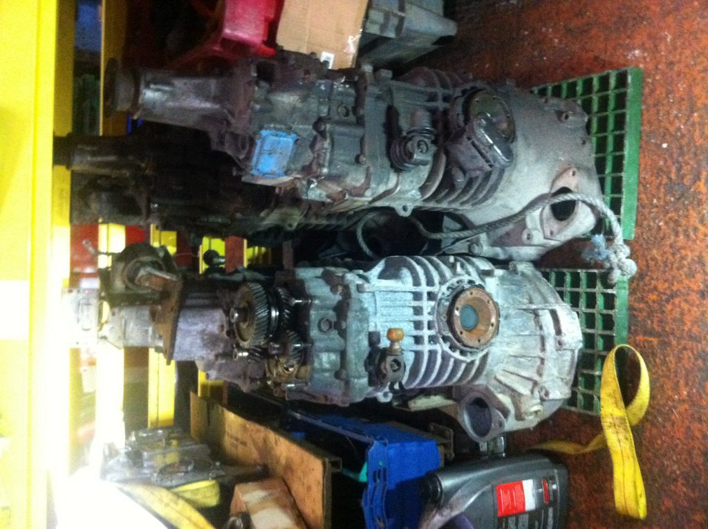VW T3 Gearbox March Madness 2019 03 02 09.29.23