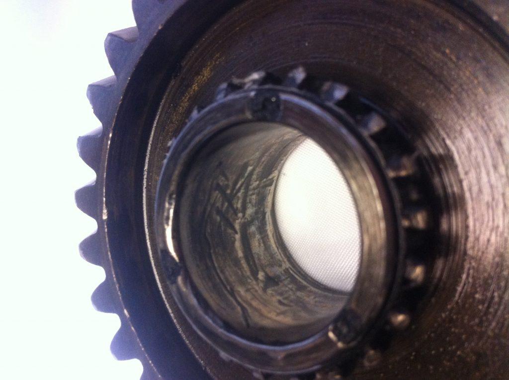 vw t3 syncro gearbox Reverse gear 2
