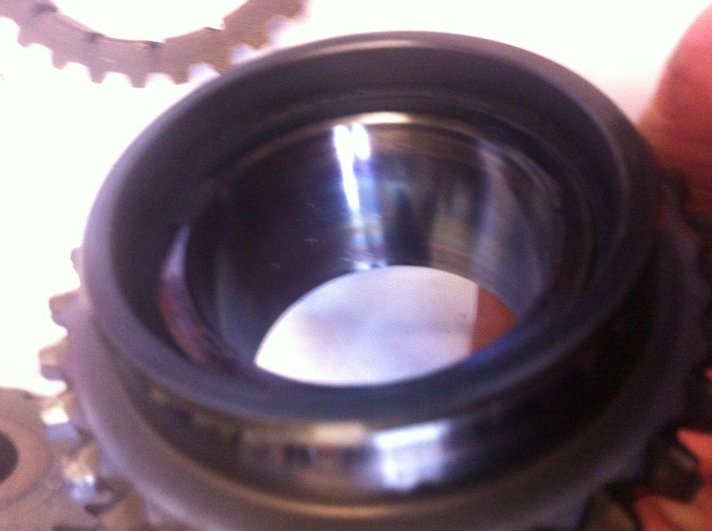 vw t3 syncro gearbox 2nd gear heat damage 3