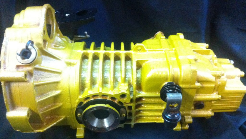 VW T25 5 speed gearbox