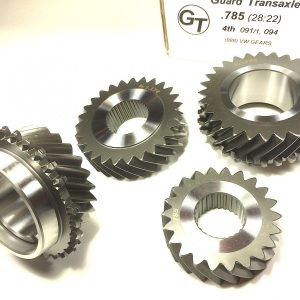 GT HD Gears 4th gear 0.967- 0.697