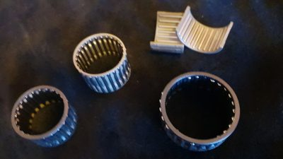 VW T3 094 gearbox Steel caged needle bearings