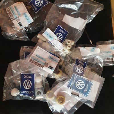 Diesel Gear Linkage Repair Kit '83-'87 T3 Genuine VW