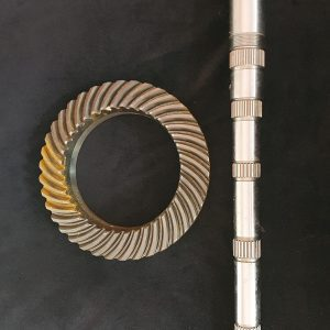 VW T3 Syncro 4.86 Crown and Pinion 34/7 VW part no 094 517 143 G