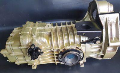 VW T3 4 speed HD TDI gearbox rebuild