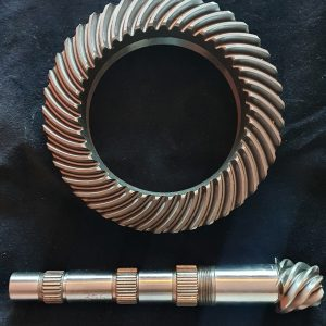 091 Crown and pinion 5.86 New Genuine VW  091 517 143 B