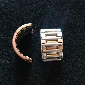 Split caged bearing 4324025S