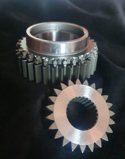 GT HD Gears 4th gear Straight Cut 0.75