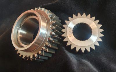 GT HD Gears 4th gear Straight Cut 0.697