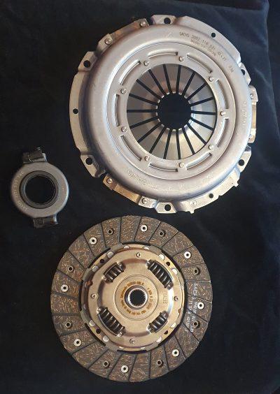VW T3 Diesel 215mm Clutch kit 068 198 141
